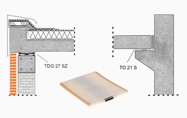 pd-tas z rdzeniem elastomerowym